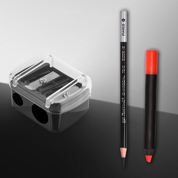 Double Hole Pencil Sharpener Cute Classical Makeup Pen Sharpener For Girls Gifts Back To School Supplies Korean Stationery - The most popular products on Tiktok | GOWOW