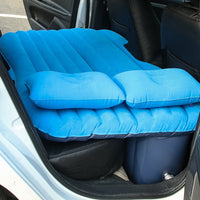 EAFC Car Air Inflatable Travel Mattress Bed Universal for Back Seat Multi functional Sofa Pillow Outdoor Camping Mat Cushion - The most popular products on Tiktok | GOWOW