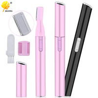 Electric Face Eyebrow Scissors Hair Trimmer Mini Portable Women Body Shaver Remover Blade Razor Epilator - The most popular products on Tiktok | GOWOW