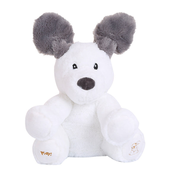 Electronic Plush Toys Elephant Bear Dog Electric Speaking Singing Doll Rabbit Pig Musical Toys 21 Models - The most popular products on Tiktok | GOWOW