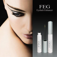 FEG Eyelash Growth Enhancer Natural Medicine Treatments Lash Eye Lashes Serum Mascara Eyelash Serum Lengthening Eyebrow Growth - The most popular products on Tiktok | GOWOW
