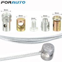 FORAUTO Universal Steel Wire Motorcycle Emergency Throttle Cable Repair Kit for SUZUKI KAWASAKI HONDA - The most popular products on Tiktok | GOWOW