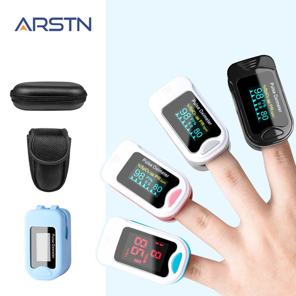 Fingertip Pulse Oximeter De Dedo Pulso Oximetro Home family Pulse Oxymeter Pulsioximetro finger pulse oximeter CE LED OLED - The most popular products on Tiktok | GOWOW