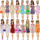 Mix Doll Accessories Option Shoes / Shoe Cabinet White Rack Storage Sofa Dresses Dollhouse Furniture for Barbie Doll - The most popular products on Tiktok | GOWOW