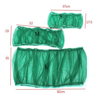 Hot Selling Bird Net Network Soft Shell Fabric Birdcage Mesh For Bird Cages Seed Guard Covers Unique Nylon Airy Cover Skirt - The most popular products on Tiktok | GOWOW