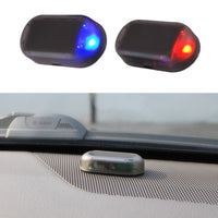 1PCS Universal Car Led Light Security System Warning Theft Flash Blinking Fake Solar Car Alarm LED Light - The most popular products on Tiktok | GOWOW