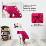 Dog Anxiety Jacket Shirt Anti-Anxiety Calming Harness Thunder Vest Coat for Pets Small Medium Large Dogs Keep Calm Soft Clothes - The most popular products on Tiktok | GOWOW