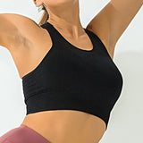 Women Sports Bra Sexy Mesh Brathable Sports Top Push Up Female Gym Fitness Sports Underwear Female Seamless Running Yoga Bra - The most popular products on Tiktok | GOWOW