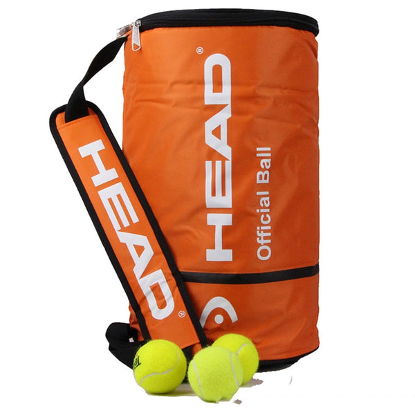 Head Tennis Ball Bag Single Shoulder Racket Tennis Bags Large Capacity For 70-100 PCS Balls Accessories With Heat Insulation - The most popular products on Tiktok | GOWOW