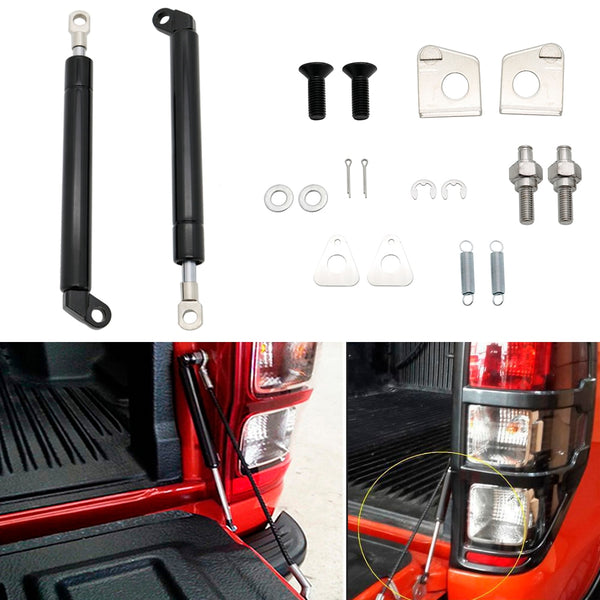 High quality 1 Pair Tailgate Slow Down & Easy Up Strut Kit For FORD RANGER T6 Year 2012-2016 - The most popular products on Tiktok | GOWOW