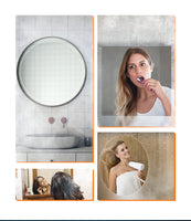 Home Mirror Protective Film Anti Fog Window Film Clear Bathroom Mirror Protective Soft Film Home Accessories - The most popular products on Tiktok | GOWOW
