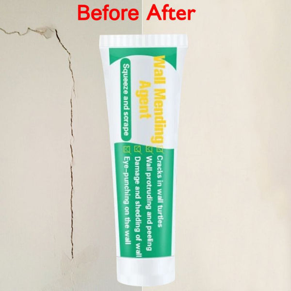 Home Valid Mouldproof Wall Mending Agent Wall Repair Cream Wall Crack Nail Repair Quick-drying Patch Restore Original - The most popular products on Tiktok | GOWOW