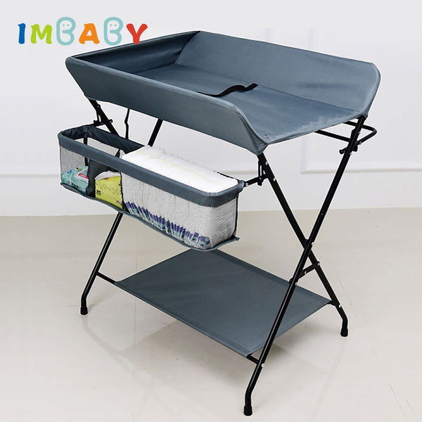 IMBABY Baby Changing Table Newborns Diaper Changing Tables Foldable Diaper Table For Babies Change Table For 0-24 Months Baby - The most popular products on Tiktok | GOWOW