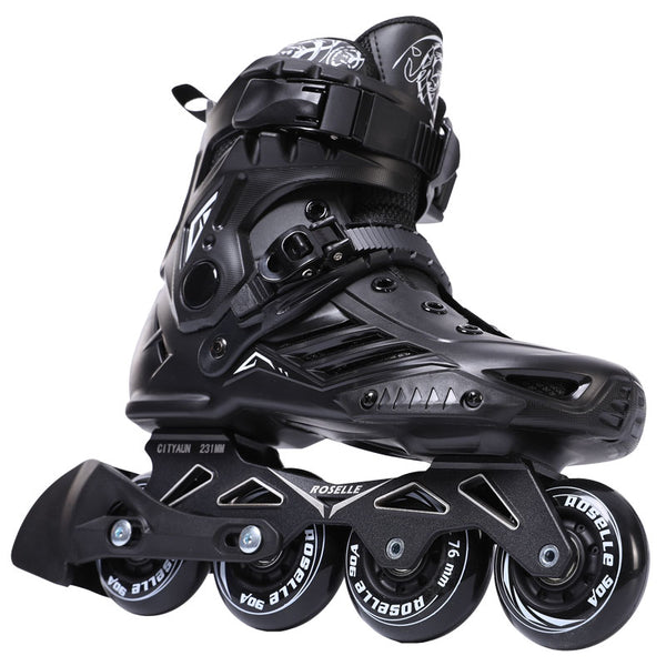 Inline Speed Skates Shoes Hockey Roller Skates Sneakers Rollers Women Men Roller Skates For Adults Skates Inline Professional - The most popular products on Tiktok | GOWOW