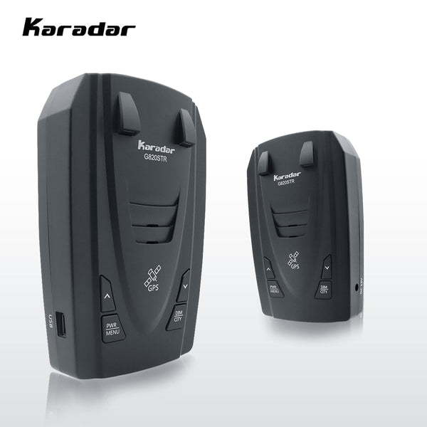 Karadar G820STR Radar Detectors Led 2 in 1 Radar Detector for Russia with GPS Car Anti Radars Police Speed Auto X CT K La - The most popular products on Tiktok | GOWOW