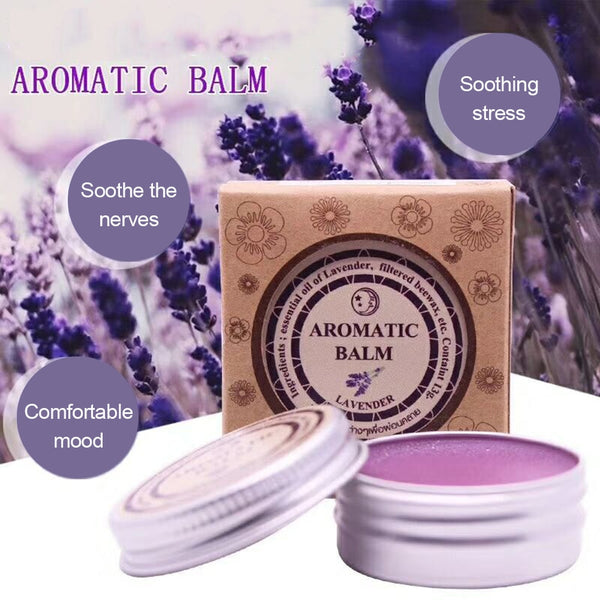 Lavender Sleepless Cream Spa Body Massage Aromatic Balm Hydration Skin Almond Oil Relax Stress Improve Sleep Essential Oil TSLM1 - The most popular products on Tiktok | GOWOW