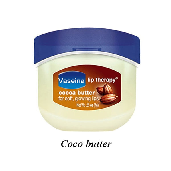 Lip Makeup Care Vaseline Lip Therapy Petroleum Jelly Lip Balm Original Cocoa Brulee 7g 0.25 Oz Lipstick - The most popular products on Tiktok | GOWOW