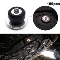 Marrkey 9mm 100pcs Snow Chains Stud/Snow Spikes for Tires/Tire Studs Spikes for Auto Car Truck SUV ATV Motorcycle - The most popular products on Tiktok | GOWOW
