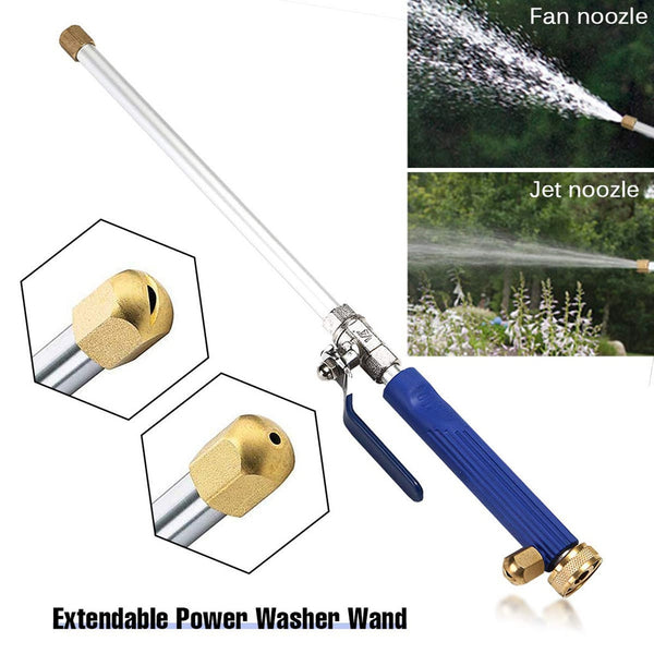 Meijuner Car High Pressure Water Gun 46cm Jet Garden Washer Hose Wand Nozzle Sprayer Watering Spray Sprinkler Cleaning Tool - The most popular products on Tiktok | GOWOW
