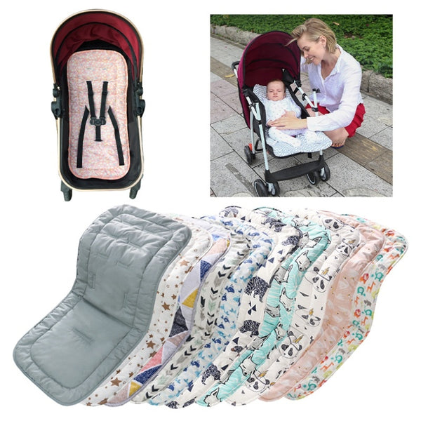 Miracle Baby Stroller Accessories Cotton Diapers Changing Nappy Pad Seat Carriages / Pram / Buggy / Car General Mat - The most popular products on Tiktok | GOWOW