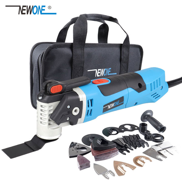 NEWONE sets Multi-Function Electric Saw Oscillating Trimmer Home Renovator Tool woodworking Tool two colors random delivery - The most popular products on Tiktok | GOWOW