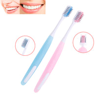 New 1Pcs Clean Orthodontic Braces Non Toxic Adult Orthodontic Toothbrushes Dental Tooth Brush Set U A Trim Soft Toothbrush - The most popular products on Tiktok | GOWOW