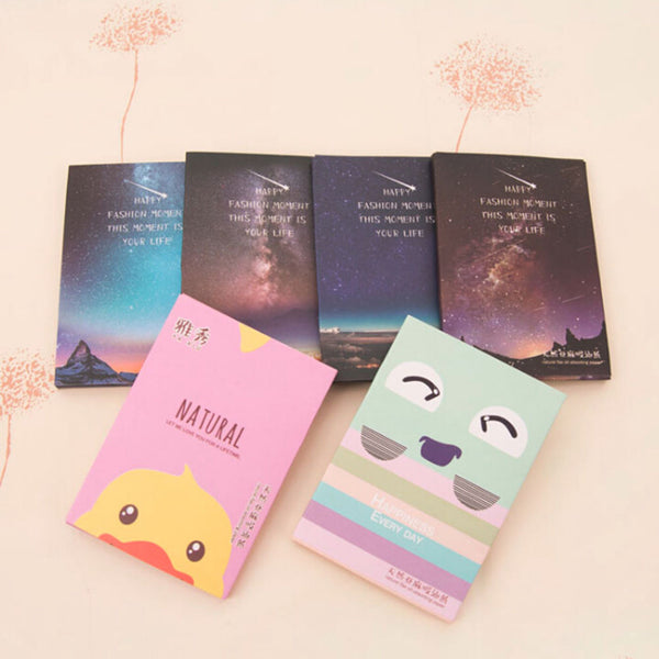 New 50 Sheets/Pack Makeup Facial Face Clean Oil Absorbing Blotting Papers Beauty Tools Pattern Random - The most popular products on Tiktok | GOWOW