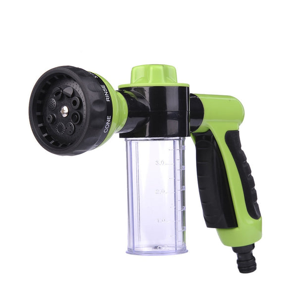 New Car Washing Foam Green Water Gun Car Washer Portable Durable High Pressure For Car Washing Nozzle Spray Free Shipping - The most popular products on Tiktok | GOWOW