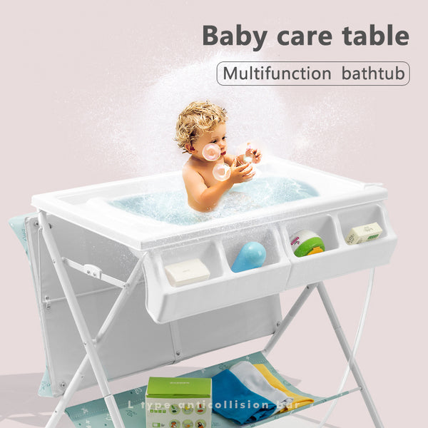 Orbelle baby changing table baby care table massage table bathing table multi-function folding - The most popular products on Tiktok | GOWOW
