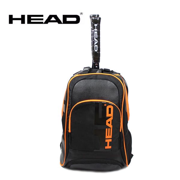 Original Head Tennis Bag Badminton Bag 2-3 Tennis Racket Backpack Sports Training Bags Squash Racquets Backpack Tenis Bags - The most popular products on Tiktok | GOWOW