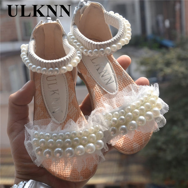 PURPLE PINK WHITE children shoes girls  princess shoes fashion girls sandals kids designer single shoes summer new girls sandals - The most popular products on Tiktok | GOWOW