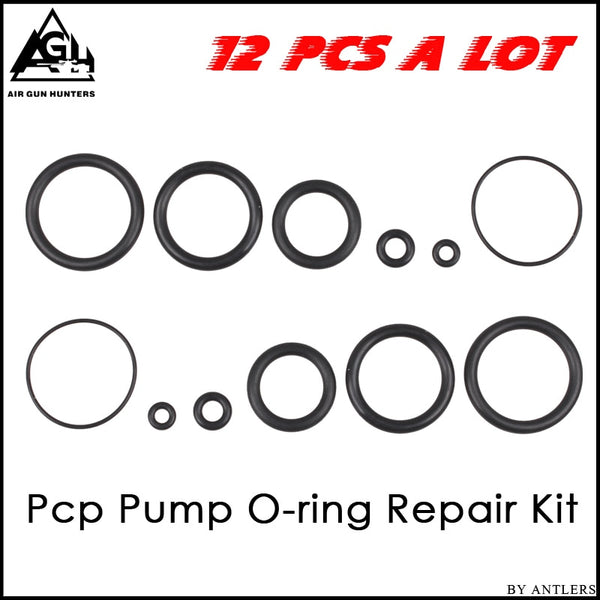 Paintball Pcp hand pump repair kit Rubber Oring Seal Gasket 12pcs 1 set O-Ring suitable for pcp pump not hill pump - The most popular products on Tiktok | GOWOW