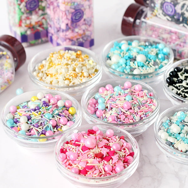 Pearl Sugar Beads Edible DIY Cake Baking Chocolate Mousse Dessert Decoration Candy Fimo Clay Decorating Baking Accessories - The most popular products on Tiktok | GOWOW