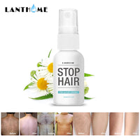 Prevents Hair Growth Inhibitor Spray after Hair Removal Use Whole Body Leg Body Armpit Facial Depilation Essence Liquid TSLM1 - The most popular products on Tiktok | GOWOW