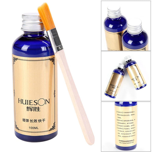 Professional 100ml Super Liquid Speed With Special Brush Ping Pong Racket Table Rubber Tennis Glue For School Office Accessories - The most popular products on Tiktok | GOWOW