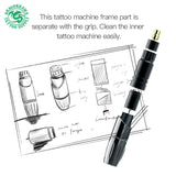 Professional Permanent Makeup Machine Rotary Pen Eyeliner Tools Tattoo Machine Pen Style Accessories for Tattoo - The most popular products on Tiktok | GOWOW