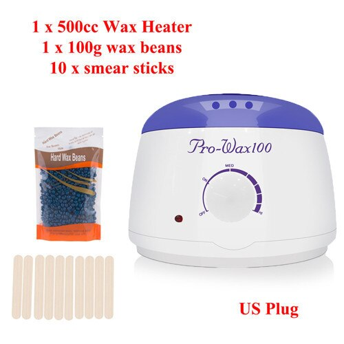 Removal Wax-melt Machine Heater wax warmer воскоплав Wax Beans Waxing machine for Hair Removal calentador de cera depilatoria - The most popular products on Tiktok | GOWOW