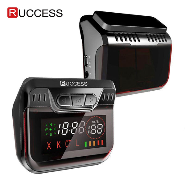 Ruccess STR S900 Radar Detectors Led 2 in 1 Radar Detector for Russia with GPS Car Anti Radars Police Speed Auto X CT K La - The most popular products on Tiktok | GOWOW