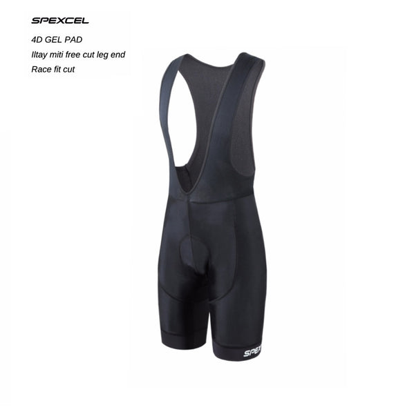 SPEXCEL high quality classic bib shorts race bicycle bottom Ropa Ciclismo bike pants 4D gel pad Italy Silicon grippers at leg - The most popular products on Tiktok | GOWOW