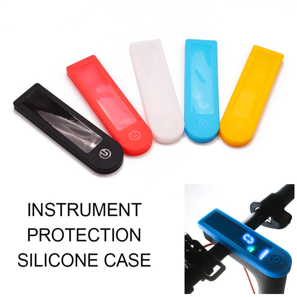 Silica gel Protective Covers Dash Board Silicone Case Waterproof For Xiaomi M365 Pro Electric Scooter Skateboard Accessories - The most popular products on Tiktok | GOWOW