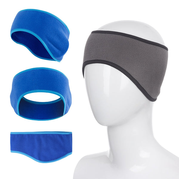 Sport Running Caps Warm Hairband Thermal Fleece Headband Balaclava Ski Earmuffs Protective Cap Men Hunting Camping Headwear - The most popular products on Tiktok | GOWOW