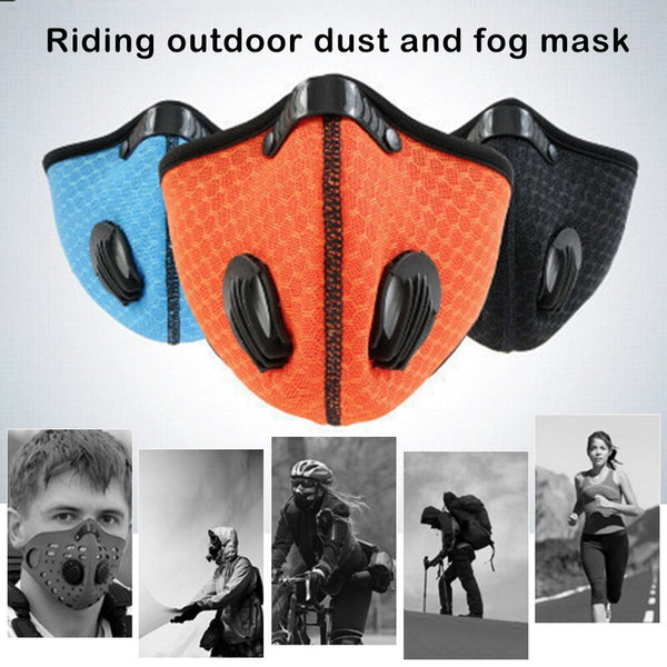Sport Training Mask Cycling Face Virus Running Mouth Bacteria Proof Adult N95 PM2.5 Anti-pollution 2020 KN95 Washable China - The most popular products on Tiktok | GOWOW