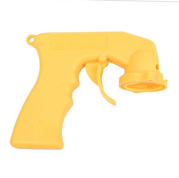Spray Adaptor Paint Care Aerosol Spray Gun Handle with Full Grip Trigger Locking Collar Car Maintenance Painting Paint Tool - The most popular products on Tiktok | GOWOW