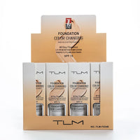 TLM Color Changing Foundation Profesional Colour Changing Face Makeup Waterproof Makeup Gift Skin Care Liquid Foundation - The most popular products on Tiktok | GOWOW
