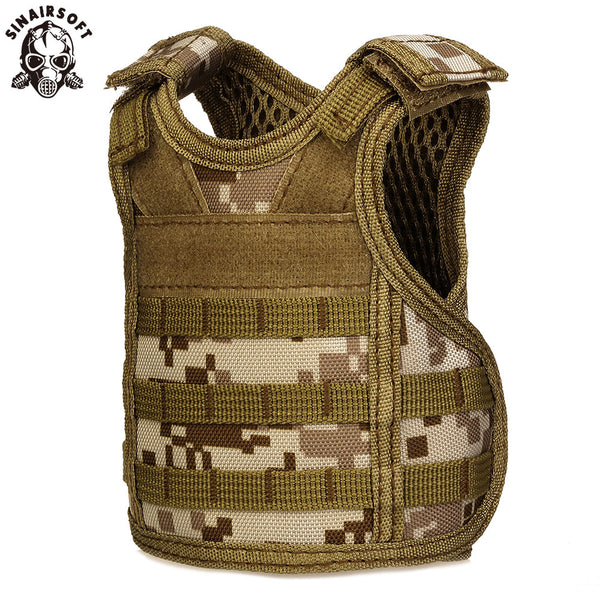 Tactical Premium Beer Military Molle Mini Miniature Hunting Vests Beverage Cooler Adjustable Shoulder Straps United States - The most popular products on Tiktok | GOWOW