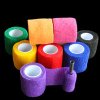 Tattoo Accesories Grip Wrap Roll Elastic Bandage Handle Tube Disposable Nonwoven Self Adherent tattoo supplies - The most popular products on Tiktok | GOWOW
