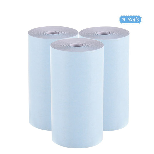 Thermal Paper Roll 57*30mm Clear Printing for PeriPage A6 Pocket Thermal Printer for PAPERANG P1/P2 Mini Photo Printer - The most popular products on Tiktok | GOWOW