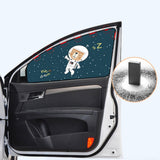 Universal Magnetic Car Cover Sunshade Curtain Car Vehicle Window Sun Visor Cover Protector for Baby Children - The most popular products on Tiktok | GOWOW