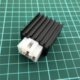 Universal Motorcycle Voltage Stabilizer Motor Bike 12V Voltage Regulator Current Rectifier ATV Scooter 4 pin AVR Autostabilizer - The most popular products on Tiktok | GOWOW