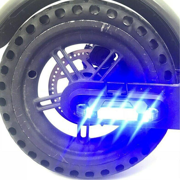 Warning Led Strip Light Flashlight Strip Light For Xiaomi Mijia M365 Electric Scooter Night Cycling Safety Light Accessories - The most popular products on Tiktok | GOWOW